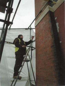 kensington on ladder091